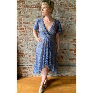 NWT Anthro Moulinette Soeurs Genevieve Lace Dress